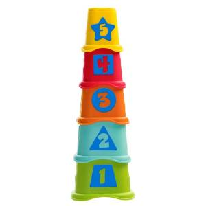 CHICCO (ARTSANA SpA) Chicco Game 2 In 1 Stacking Mugs