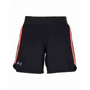 UNDER ARMOUR Pantalón deportivo & 39;SpeedPocket& 39; Negro