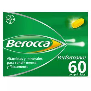 Berocca Performance Vitaminas Rendimiento 60 comprimidos