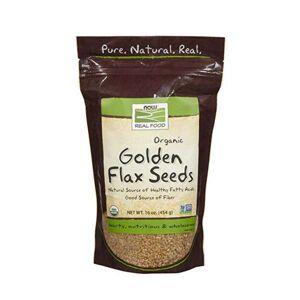 Now Foods Semillas de lino dorado plus - 454g