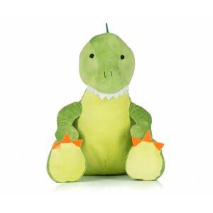 Mumbles Mm053 - Dinosaurio Zippie Verde - 42cm