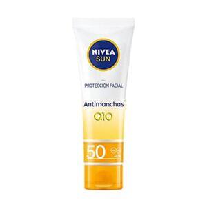 Nivea Sun Facial Antimanchas Antiedad SPF50 50 ml