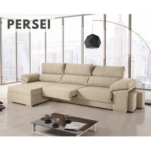 Sofá de tela Persei