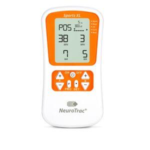 Neurotrac Sports XL: Electroestimulador con cuatro canales y especialmente pensado para deportistas
