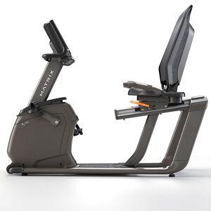 Bicicleta estática reclinada Matrix Bike Recumbent R30: Versatilidad y comodidad con un diseño innovador