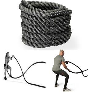 Cuerda de Golpeo: Entrenamiento cardiovascular intenso, trabajo del torso y abdominal