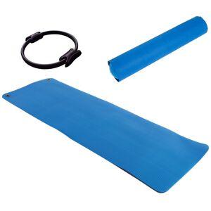 Pack Pilates Home: Colchoneta + Aro Pilates + Cilindro de Pilates