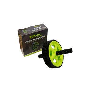 Rueda Abdominal Easy Fitness: Define y tonifica tus músculos abdominales y torso de una manera sencilla