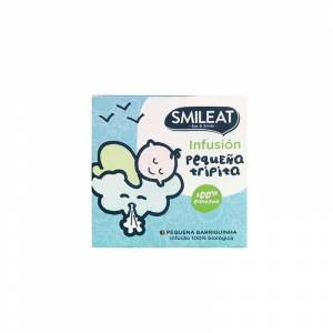 Smileat Infusión Pequeña Tripita 100% Ecológico 15 bolsitas