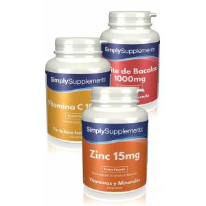 Simply Supplements Pack Ahorro Soporte Inmunitario - 1 Pack