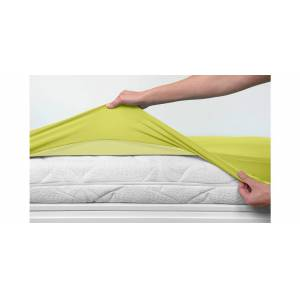 Ingravity Cubre colchón Tencel Ingravity Transpirable-Impermeable Colores medida de 160x190/200,color Lavanda-36
