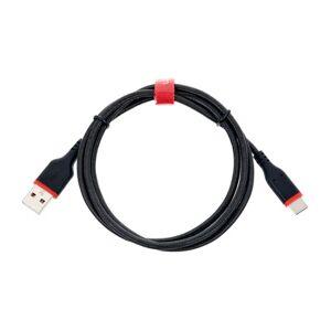 Lindy USB 2.0 Typ A/C 1m Negro