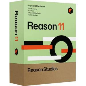Reason Studios Reason 11 Upgrade 1