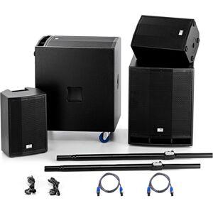 the box CL 108/115MKII Power Bundle Negro