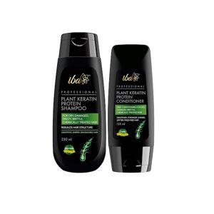 Iba Plant Keratin Shampoo + Conditioner Combo