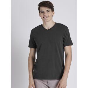 GAP Men& 39;s Vintage Wash Classic V T-Shirt