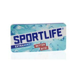 Sportlife Extramint licht blauw pack