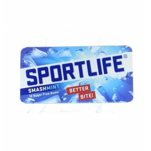 Sportlife Smashmint blauw pack