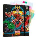 Carpeblock 4 Anillas Marvel comics