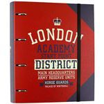 Carpeblock 4 anillas premium Soy London colour