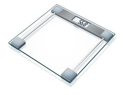 Báscula de baño de vidrio Beurer GS 11