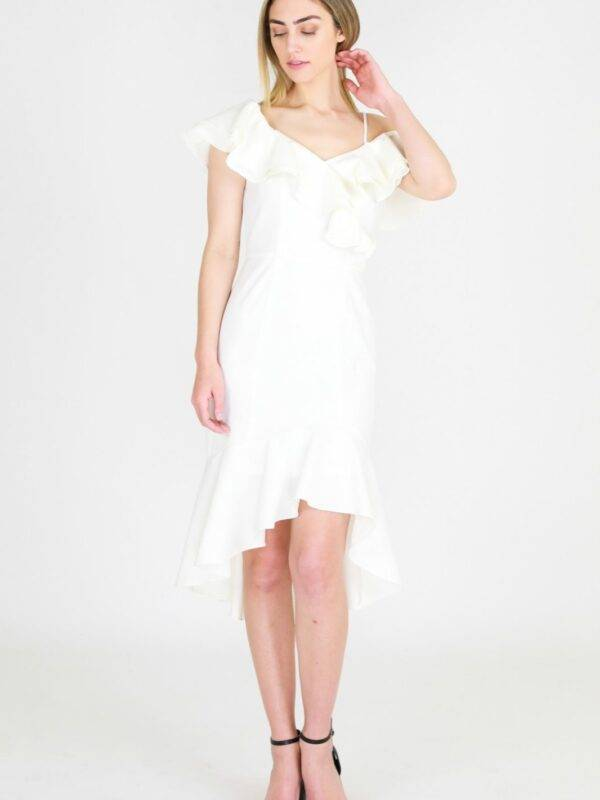 Asha Frill Dress