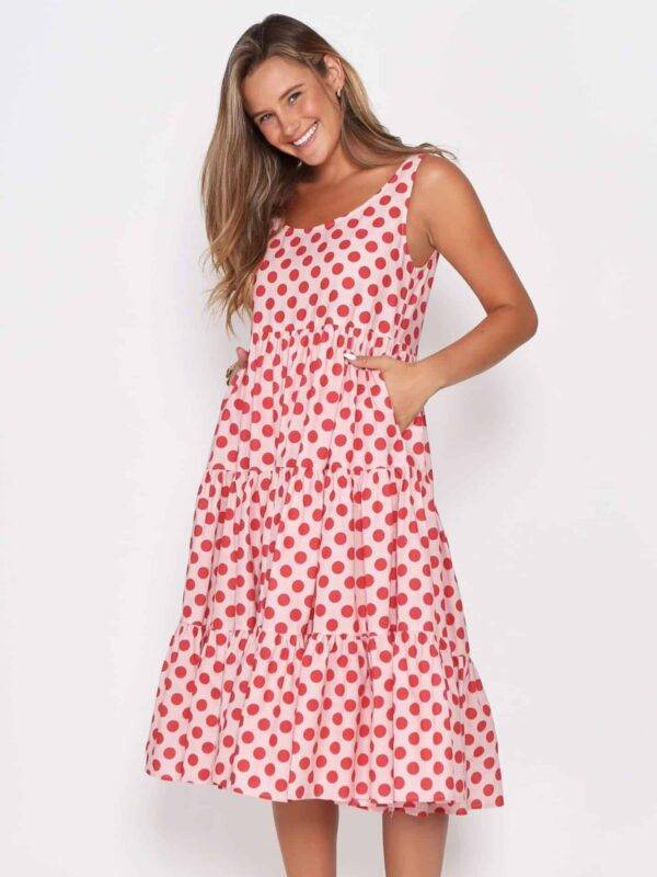 New Polka Dress #2