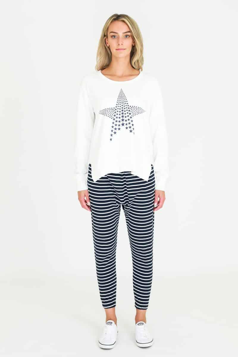 Mini Star Sweater