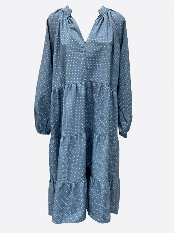 Denim Float Dress