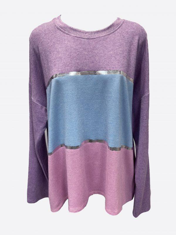 Block Knit