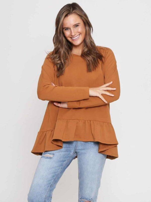 Amy Frill Top