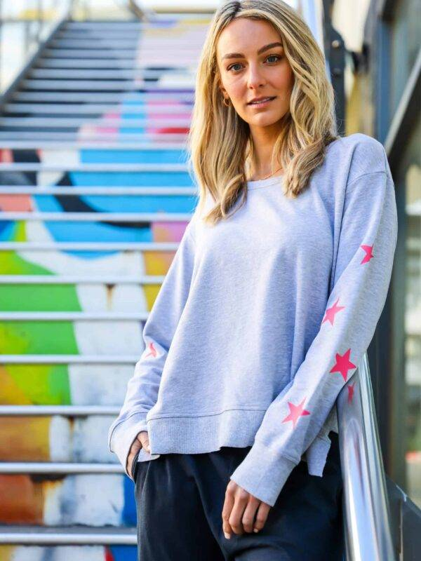 Scattered Star Sweater