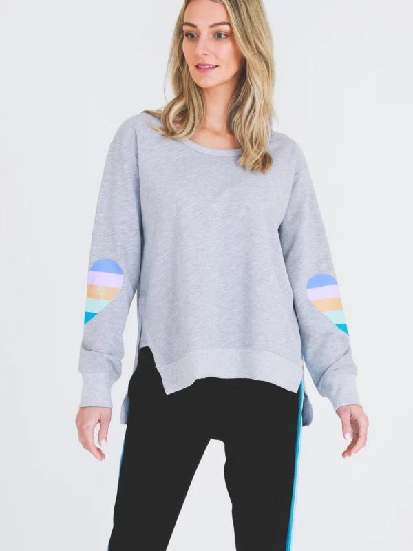 Twin Heart Sweater