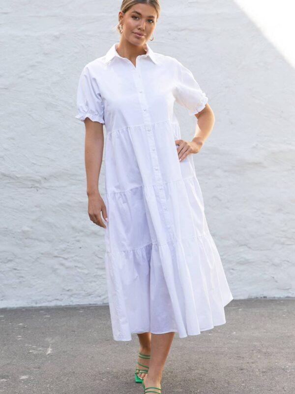 Molly Poplin Dress
