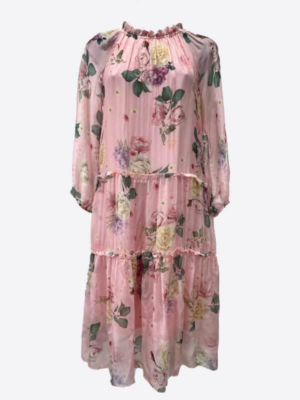 Silk Layer Dress