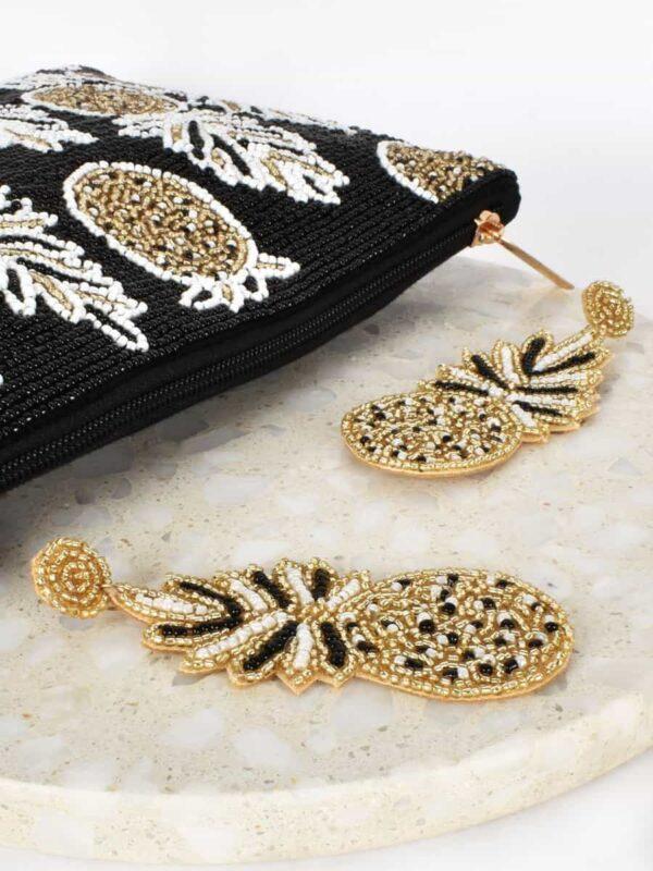 Pineapple Event Earrings