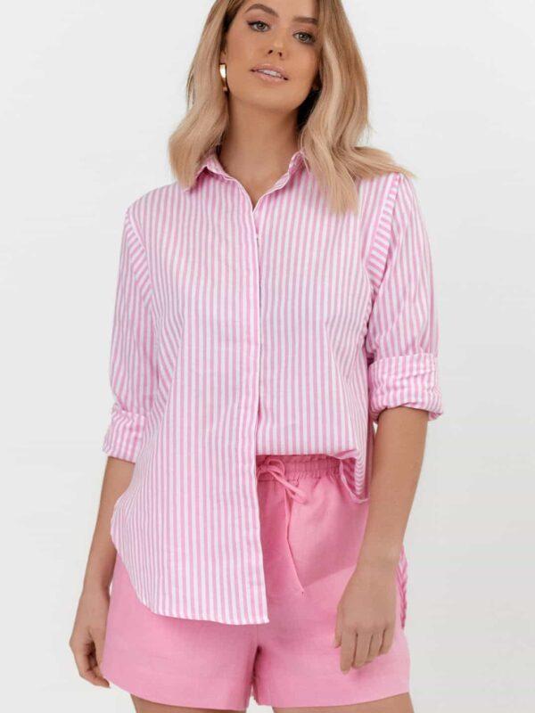 Charlie Stripe Shirt