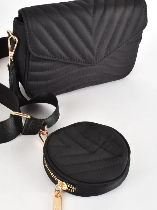 Stitch Crossbody Bag