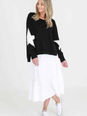 Twin Star Sweater