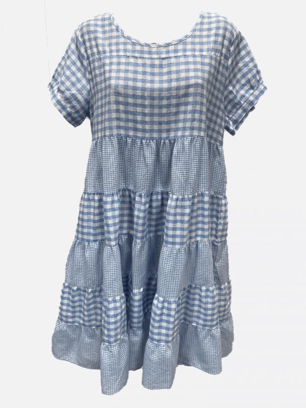 Kava Linen Dress