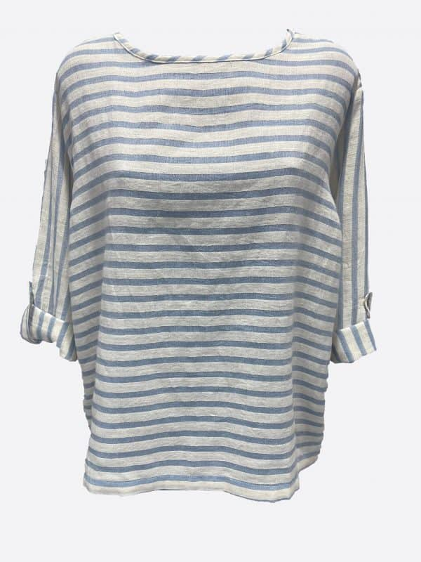 Stripe LS Top