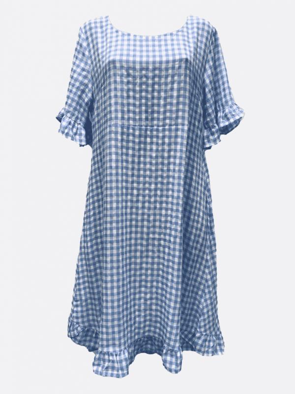 Ruffle Frill Dress
