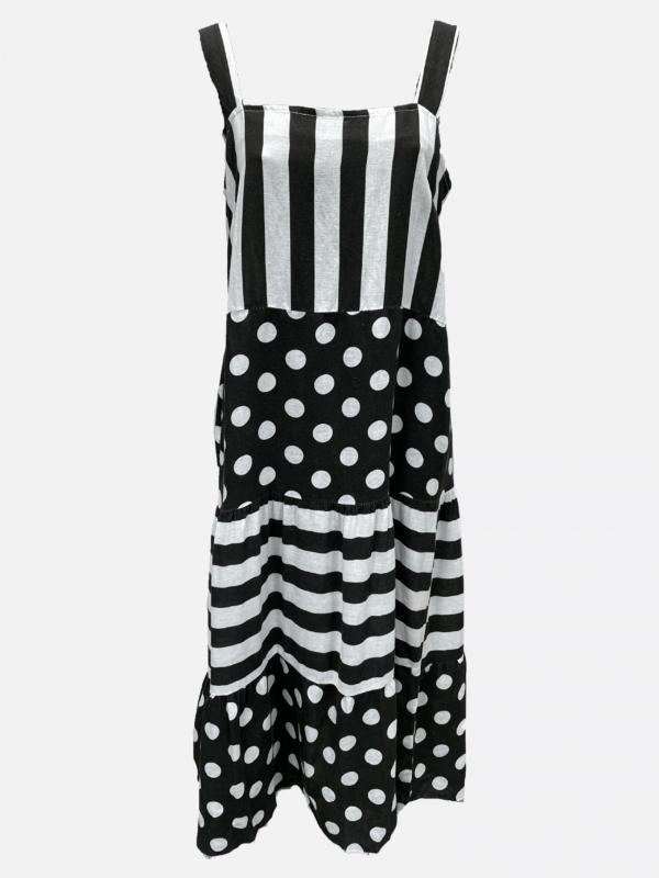 Polka Sun Dress