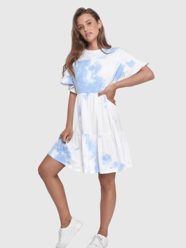 Tier Zora Dress