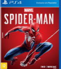 Game Marvel's Spider-Man – PS4