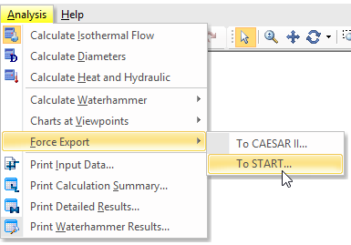 Exporting Unbalanced pressure forces into FRC file