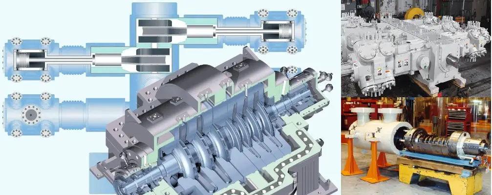 Centrifugal vs Reciprocating Compressor