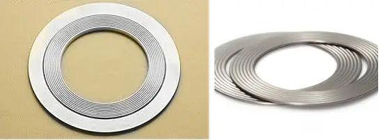 Corrugated Metal Gaskets