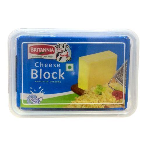 BRITANNIA CHEESE 400GM BLOCK