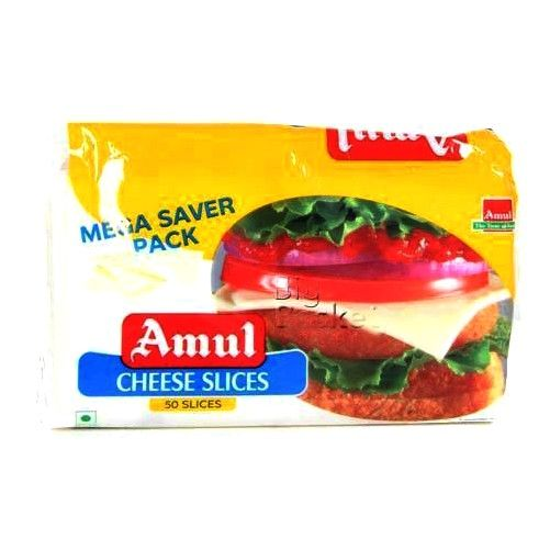 AMUL CHEESE SLICES 750GM
